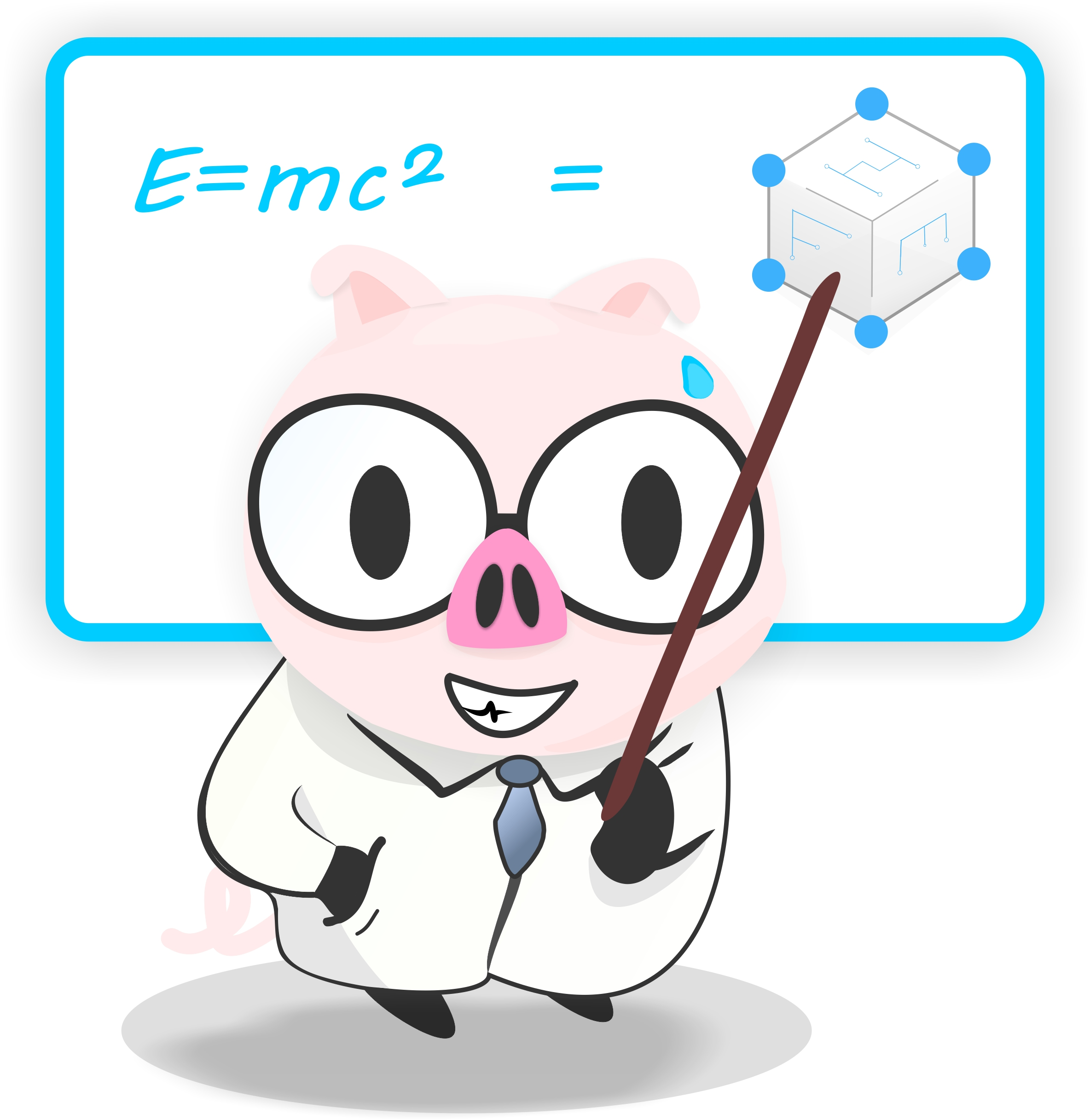 Science Pig